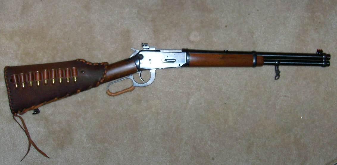 Lever gun as bug out weapon & general survival gun