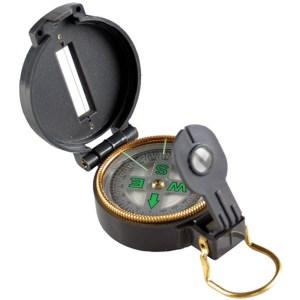 lens compass