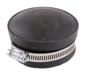 rubber pipe cap