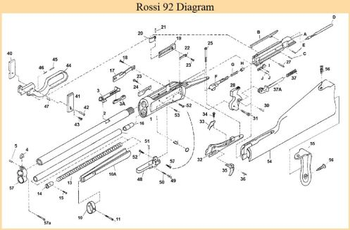 rossi m92 diagram