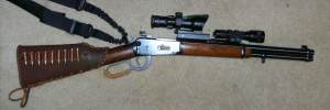 Winchester 94 'combat' carbine