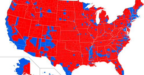 2016_Presidential_Election_by_County