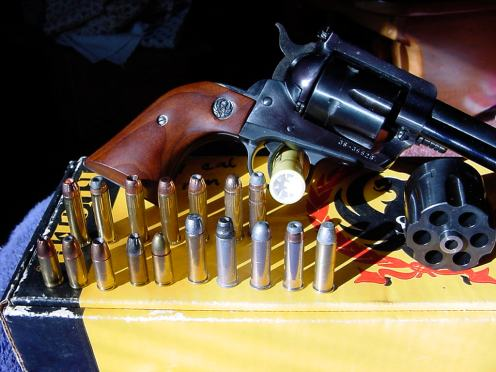 Ruger Blackhawk 318 (1)